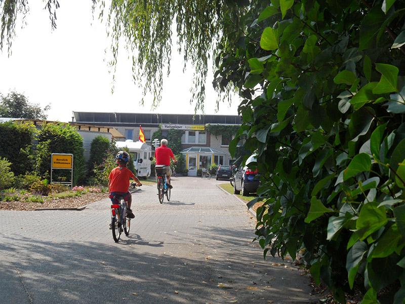 Wattenlöper Camping Cuxhaven Duhnen