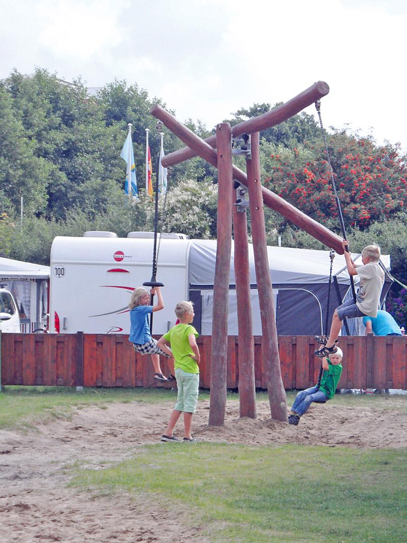 Wattenlöper Camping Cuxhaven, Spielplatz, Kinderfreundlich